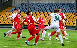 Футболисты «Кривбасса» проиграли спортсменам из Александрии