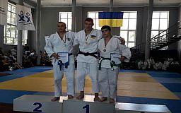 Серебро и бронзу завоевали двое криворожан на областном чемпионате по дзюдо