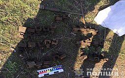 Криворожские полицейские задержали мужчину за кражу болтов на железной дороге