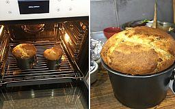 Пошаговый рецепт пасхального хлеба