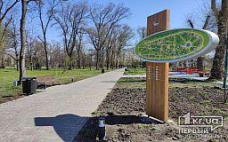 Первые фото реконструированного парка Гданцевский в Кривом Роге