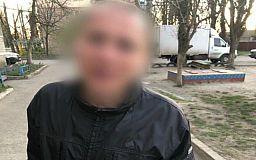 В Кривом Роге задержали мужчину, подозреваемого в изнасиловании