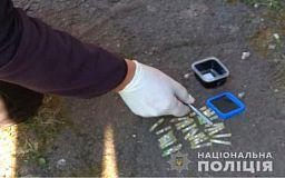 В Кривом Роге полицейские задержали двоих мужчин с наркотиками
