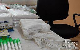 В криворожскую инфекционку госпитализирован мужчина с подозрением на коронавирус