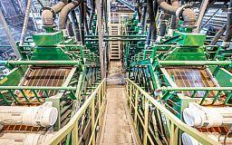 ЦГОК завершил модернизацию оборудования для производства концентрата премиум-класса