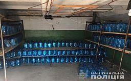 3 тысячи литров спирта: задержан криворожанин, который изготавливал и продавал фальсификат