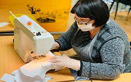 Важливі починання: «Криворізька фундація майбутнього» разом із волонтерами шитиме захисні маски для жителів тергромад
