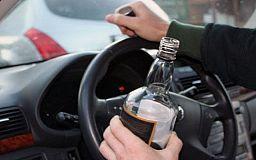 За выходные на криворожан составили 65 протоколов за вождение в состоянии опьянения