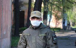 Больше 500 полицейских и нацгвардейцев в Кривом Роге проверили на коронавирус