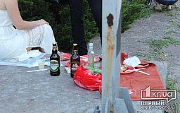 Криворожанина, выпивавшего без маски с друзьями, оштрафовали на 17 тысяч гривен за нарушение правил карантина
