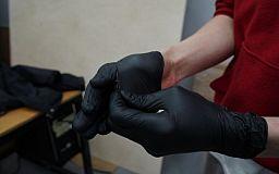 Как правильно снимать медицинские перчатки