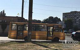 Обновленный график движения автобуса №244 в Кривом Роге