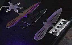 Пьяный криворожанин угрожал посетителям кафе ножом, он задержан