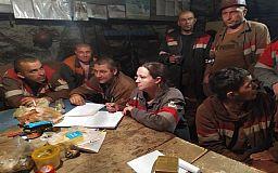 Проверки на шахтах Криворожского железорудного комбината просят провести депутаты горсовета, обращаясь к президенту, Кабмину и ВРУ
