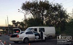 В ДТП на объездной дороге пострадали два жителя Кривого Рога