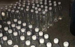 Более 200 бутылок контрафактной водки изъяли в Кривом Роге полицейские