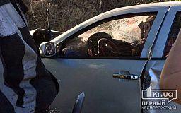 За сутки в Кривом Роге в результате ДТП пострадали 9 человек