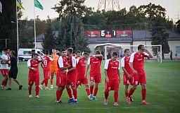 ФК «Кривбасс» обыграл никопольских спортсменов
