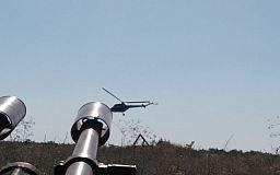 Боевые навыки противовоздушной обороны отрабатывают криворожские гвардейцы