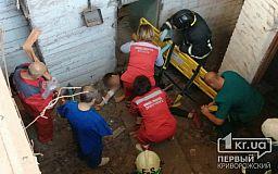 Подросток упал в подвал заброшенного здания шахты в Кривом Роге