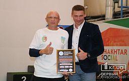 Криворожский армлифтер завоевал медали и поставил рекорд на чемпионате Европы