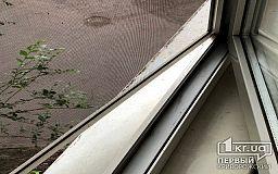 В Кривом Роге девочка разбилась, выпав из окна
