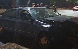 Ночью в Кривом Роге пьяный водитель попал в ДТП