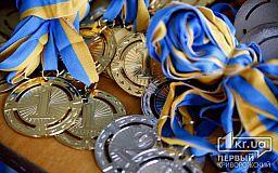 Криворожане стали чемпионами Днепропетровской области на чемпионате по тхэквондо