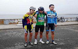 Криворожские велосипедисты завоевали медали на областном турнире