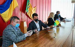 Метинвест продолжает развивать территориальные громады Широковского района