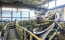 ЦГОК установил новое оборудование на фабрике окомкования