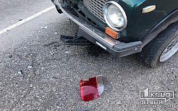 В Кривом Роге ВАЗ сбил 12-летнего ребенка, переходившего дорогу