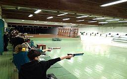 Криворожские спортсмены завоевали 3 золотых медали на новогоднем турнире по пулевой стрельбе