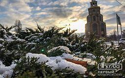 Ждать ли криворожанам снег на Рождество