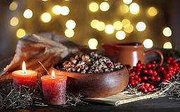 Рождественская вечеря: что принести крестным родителям