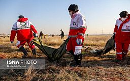 На борту літака Тегеран – Київ загинули 11 українців, - РНБО