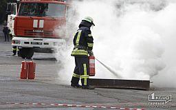 За первую неделю 2020 года в Кривом Роге случилось более 20 пожаров