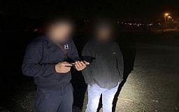 Ночью в Кривом Роге четверо мужчин напали на горожанина и ограбили его