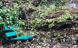 На ликвидацию последствий летнего урагана криворожским управителям планируют выплатить 8 000 000 гривен из городского бюджета