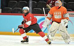 Криворожский хоккеист прошел в финал зимних Олимпийских игр