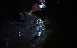 Нацгвардейцы обнаружили у криворожанина 20 пакетиков с каннабисом