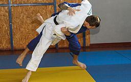 Криворожские нацгвардейцы одержали победу на состязаниях по дзюдо