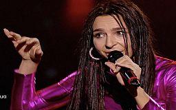 Криворожанка выступила в первом эфире вокального шоу «Голос страны»
