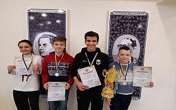 В Кривом Роге состоялся чемпионат города по шахматам среди молодежи
