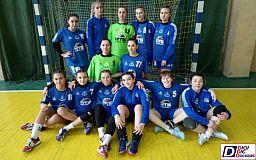 Криворожские гандболистки прошли в 1/4 финала Кубка Украины