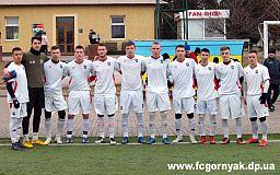 Ничья: криворожский «Горняк U-19» отыграл контрольный матч с кропивницким «Олимпиком»