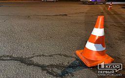 В результате ДТП в Кривом Роге пострадали два человека