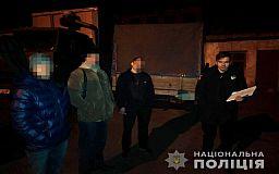 Незаконно спилили деревья: в Криворожском районе задержали «черных лесорубов»