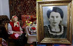 Бабушка пятерых внуков и правнучки отпраздновала 100-летний юбилей в Кривом Роге