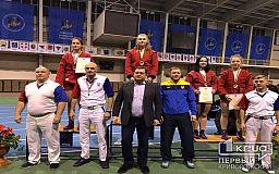 Криворожская самбистка представит Украину на чемпионате Европы